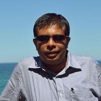 Subhashis Ghoshal (2016)