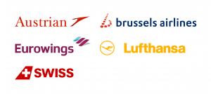 Lufthansa Group logo